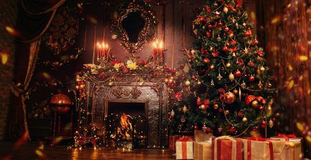 bigstock-Beautiful-Christmas-interior-w-334667002
