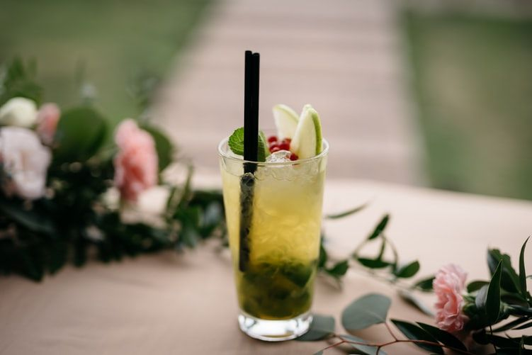 Alcoholic Cocktail Beverage